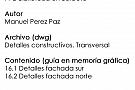 PFC detalle completo sección transversal