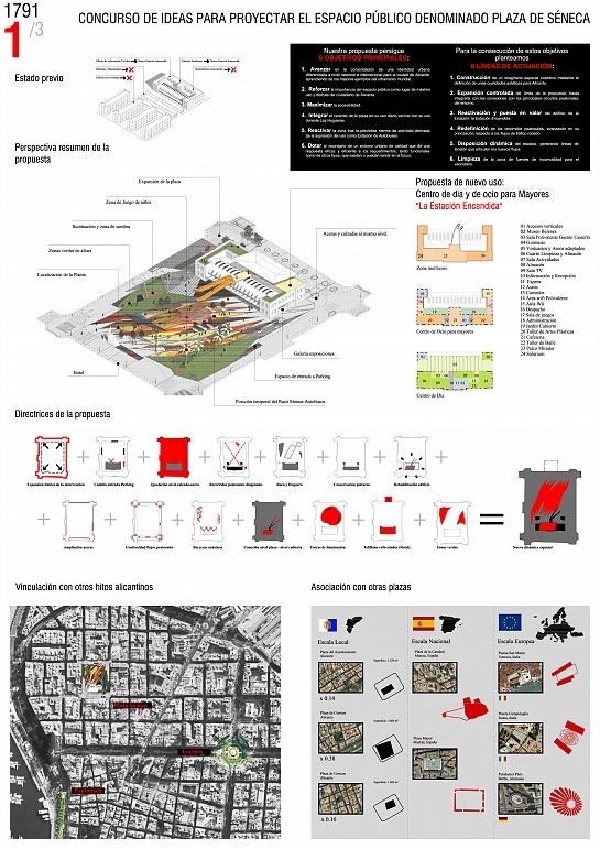 Panel 1. Concurso Plaza Séneca