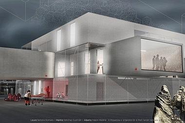 Arquitectura social para recibir a los migrantes