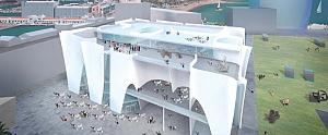 El Hermitage de Barcelona abrirá en 2022 y tendrá colección propia