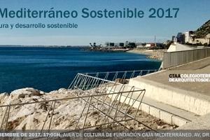 Horizonte Mediterráneo Sostenible 2017