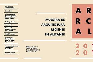 Conferencia Muestra de Arquitectura Reciente en Alicante 2016-2017 [2/2]