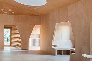 """Conferencia Juan Elvira, Dr. arquitecto: """"La casa de las hojas"""""""