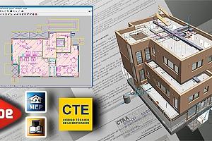Curso de Redacción de Memorias e Instalaciones de Proyectos de Edificación con Cype