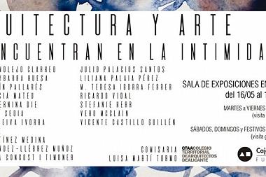 Inauguración de la Exposición: Arquitectura y Arte