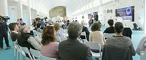 """Barcala: """"Alicante Futura y Distrito Digital son proyectos complementarios"""""""