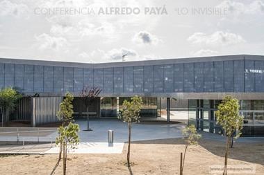 """Video de la conferencia Alfredo Payá. Dr Arquitecto. """"Lo invisible"""""""