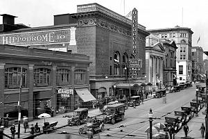 Los cines olvidados de Baltimore - en imágenes
