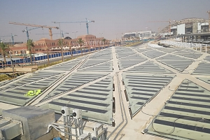 SOLAR INNOVA suministra 70 módulos fotovoltaicos BIPV para el proyecto de instalación de cubierta fotovoltaica en la Universidad SAAF de Kuwait