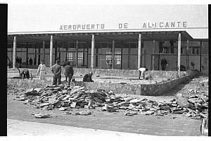 El aeropuerto cumple hoy 50 años consolidado como 5º de España y el 14 de Europa