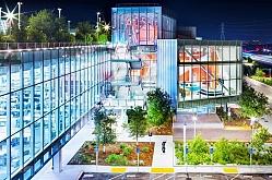 Nueva sede Facebook en Silicon Valley diseñada por el arquitecto Frank Gehry