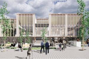Diseños abiertos y luminosos para las nuevas bibliotecas