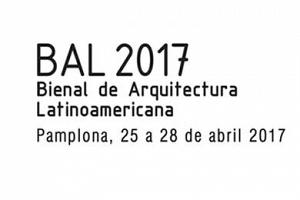 BAL 2017. Bienal de Arquitectura Latinoamericana