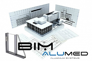 BIM · ALUMED · Building Iinformation Modeling