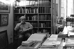 Presentación de la Biblioteca Oriol Bohigas ETSAB