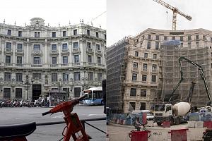 La obras de Canalejas cambian la fisonomía de la Puerta del Sol