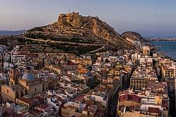 Alicante pierde calidad del aire por el calor y el tráfico