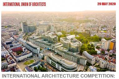 Concurso internacional de proyectos para el Parlamento europeo