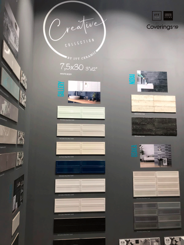 ITT Ceramic en Coverings'19.