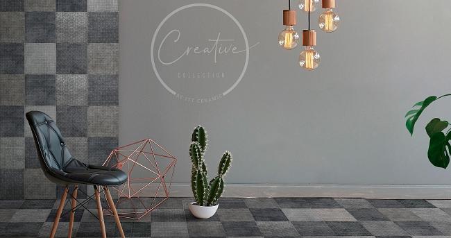 Creative by ITT Ceramic. Modelo Trazos
