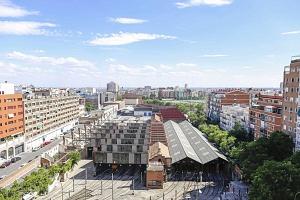 Ecologistas y vecinos piden transparencia al Ayuntamiento con las cocheras de Cuatro Caminos
