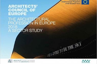 El Consejo de Arquitectos de Europa publica la sexta edición del Estudio sectorial sobre el estado de la profesión arquitectónica en Europa.