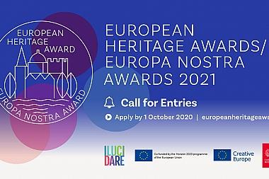 Convocatoria Premios al Patrimonio Europeo/Premios Europa Nostra 2021