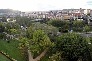 Un «ecobarrio» situará a Orense en la vanguardia europea de la sostenibilidad