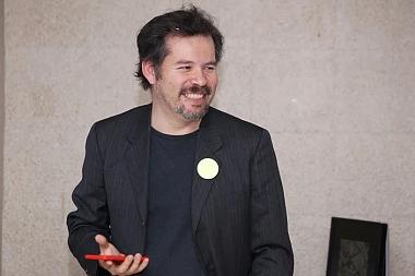 Conferencia Édgar González. Arquitecto