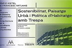 6º concurso de diseño de Arquitectes per l'Arquitectura con Trespa Iberia