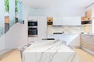 La cocina, espacio protagonista en los hogares actuales