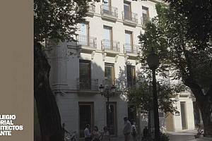 Entrevistas Presidentes del Colegio Territorial de Arquitectos de Alicante