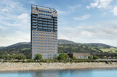 Noruega construye el rascacielos de madera más alto de Europa
