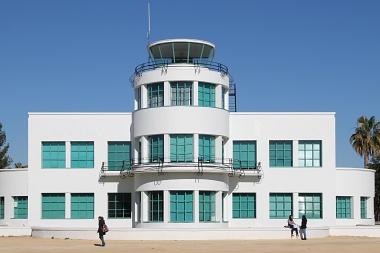 Torre de Control del Aeródromo de Rabassa