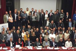 El presidente del CSCAE participa en la Asamblea General Ordinaria 2017 del CAE
