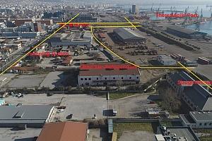 Concurso de ideas para un nuevo parque empresarial en Tesalónica (Grecia)