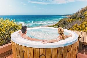 El Hotel Hurricane de Tarifa amplia su zona spa con nuestros equipos para baños de vapor.