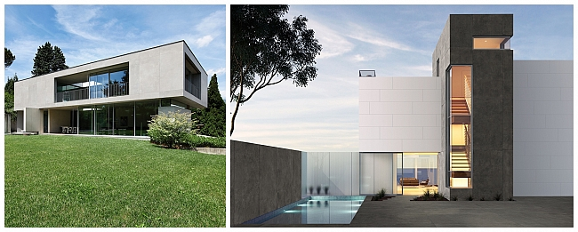 Arklam Super Size 6 mm cuenta con un sistema propio de colocación para fachadas ventiladas.