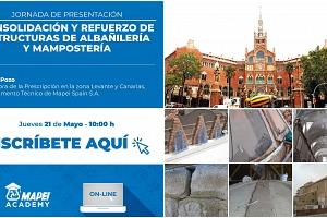 CONSOLIDACIÓN Y REFUERZO DE ESTRUCTURAS DE ALBAÑILERÍA Y MAMPOSTERÍA