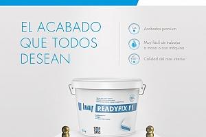 Knauf lanza una pasta en cubo de nueva generación para acabados Q4
