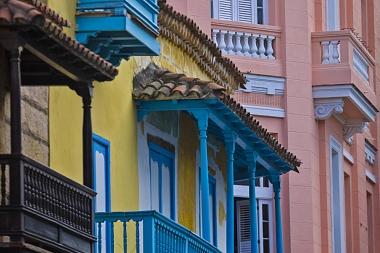 Los 164 colores de La Habana Vieja