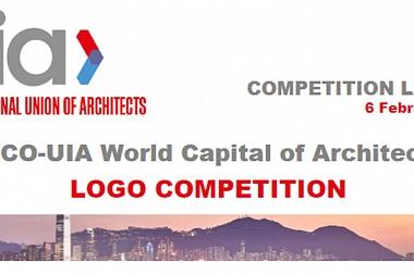 Lanzamiento concurso logo Capital Mundial de la Arquitectura UIA-UNESCO