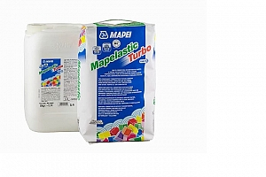 MAPELASTIC TURBO, producto destacado de Mapei en octubre