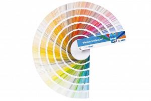 Mapei presenta Master Collection, su colección exclusiva de 1.002 colores para acabados murales