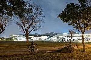 Centro Nacional de las Artes Escénicas Weiwuying. Mecanoo Architects