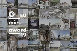 Nueve obras españolas finalistas en los Premios Mies van der Rohe 2019