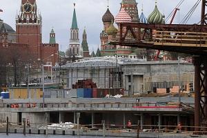 La grandiosa e inquietante reconstrucción de Moscú
