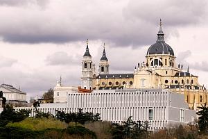 El Museo de las Colecciones Reales de Madrid gana el FAD de arquitectura