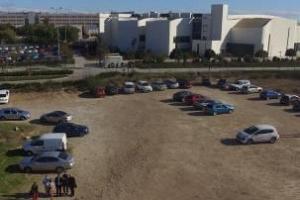 Nueve estudios de arquitectura optan a elaborar el proyecto del nuevo pabellón de San Vicente