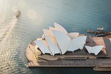 Casa de la Ópera de Sydney - 45 aniversario
